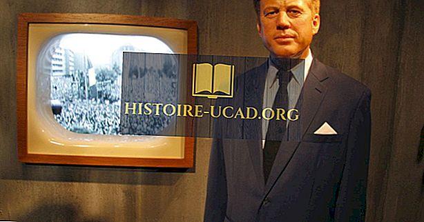 President John F. Kennedy - inimesed kogu ajaloo vältel