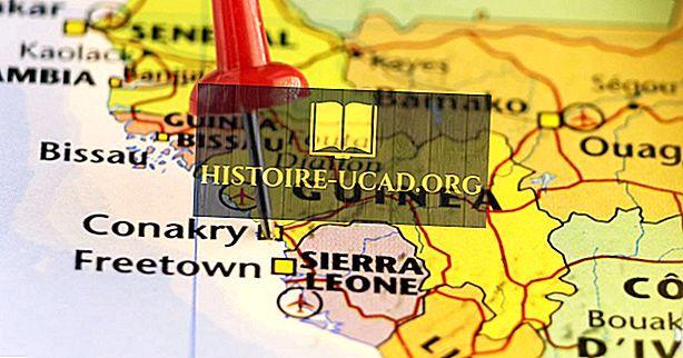 Quelle est la capitale de la Guinée?