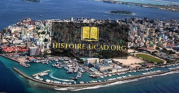 モルディブの首都は何ですか?