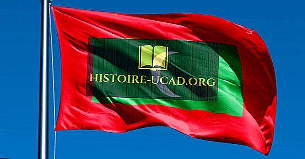 モルディブの国旗:デザイン、色、そしてシンボル