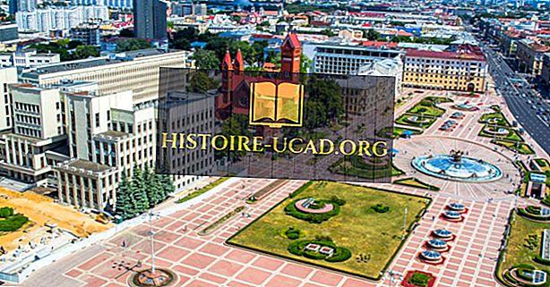 Quelle est la capitale de la Biélorussie?