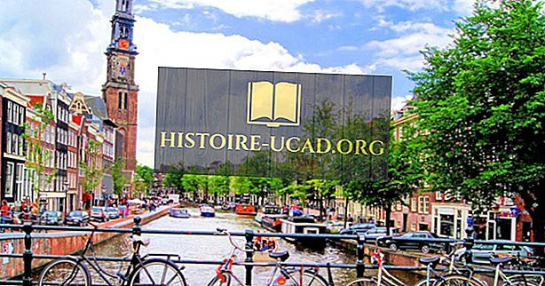 De fire grunnleggende landene i Kongeriket Nederland