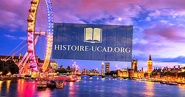 Jaka jest stolica Wielkiej Brytanii?