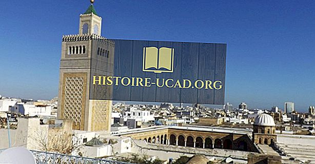 Mikä on Tunisian pääkaupunki?