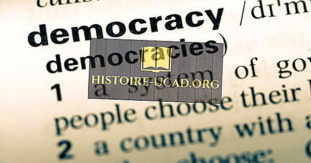 Demokratik Niteliklerle Hükümetin Farklı Şekilleri