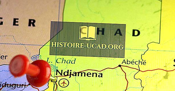 Mikä on Tšadin pääkaupunki?