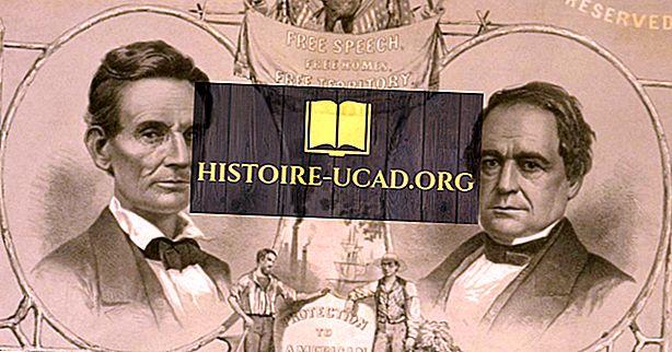 من كان نائب الرئيس خلال إدارة لينكولن؟