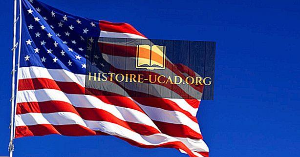 لماذا هناك 13 خطوط على العلم الأمريكي؟