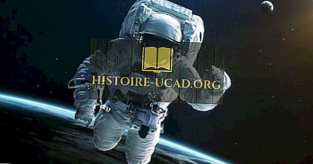 Kakšna je razlika med astronavtom in kozmonavtom?