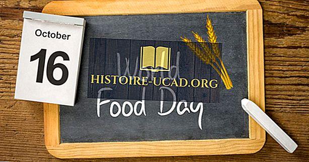 Co a kdy je Světový den potravin?