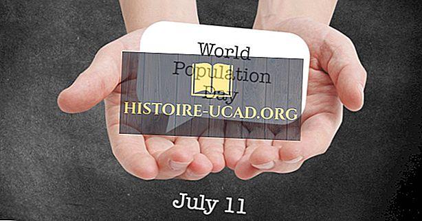 Wat en wanneer is Wereldbevolkingsdag?