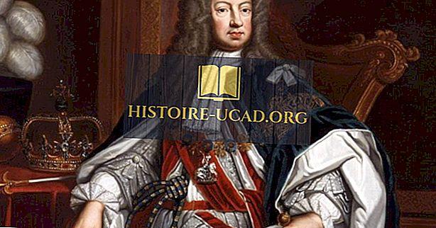 Adakah Anda Tahu Bahawa King George I of Great Britain Adakah Jerman?