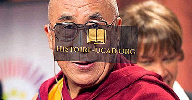Kas yra Tibeto budizmo Dalai Lamas?