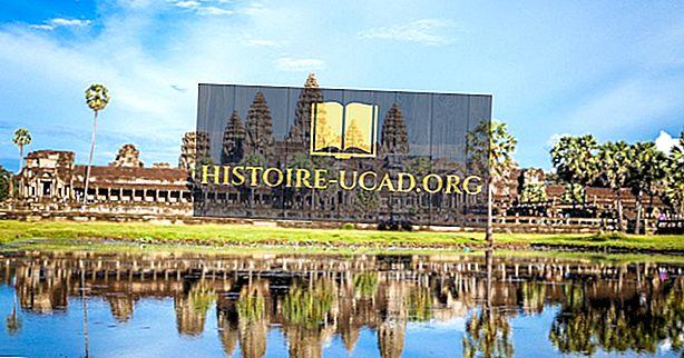 Kiedy odkryto Angkor Wat?