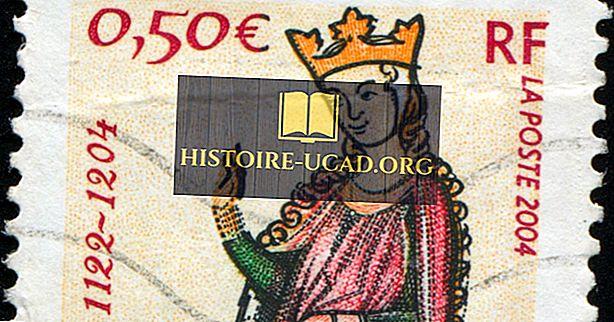 Eleanor da Aquitânia - figuras famosas da história