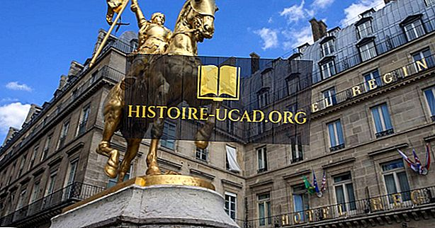 Joan of Arc - Híres számok a történelemben