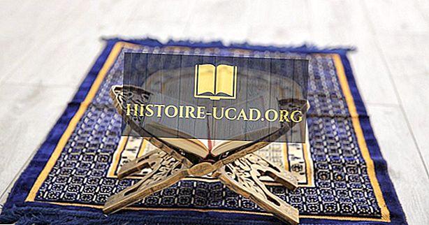 Vad är Koranen, och vem skrev det?