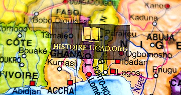 Togo galvenās reliģijas