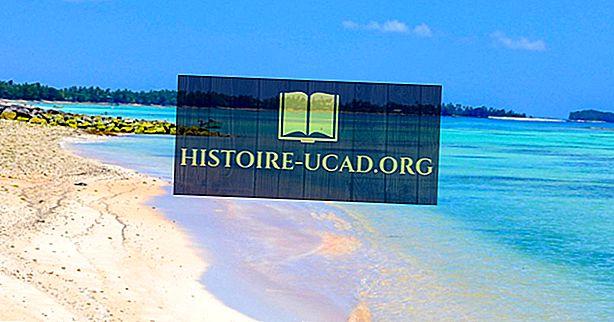 Hlavní náboženství praktikovaná v Tuvalu