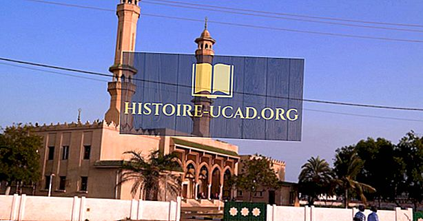 Verska prepričanja v Gambiji