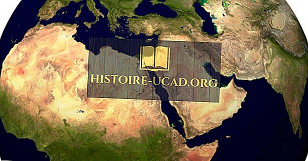 Mis vahe on Lähis-Ida ja Lähis-Ida vahel?