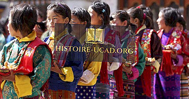 Pomembni vidiki kulture Butana