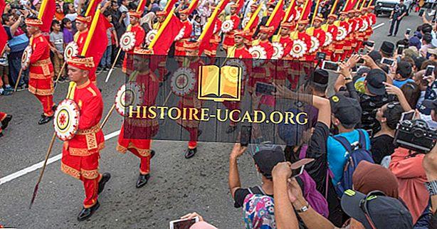 ブルネイの文化の重要な側面