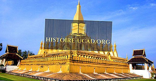 Die religiösen Überzeugungen in Laos