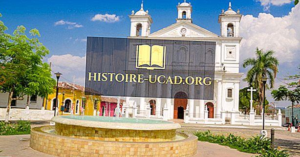 Religiöse Überzeugungen in El Salvador