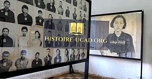 Hvad er Khmer Rouge-dræningsfeltene?