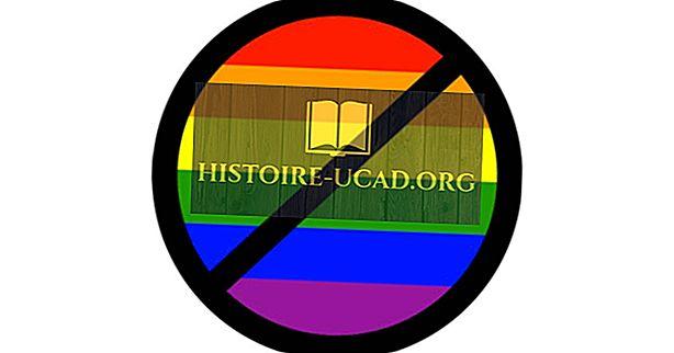 Χώρες όπου η ομοφυλοφιλία είναι παράνομη