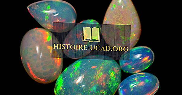 Seznam najbolj dragocenih in slavnih opals
