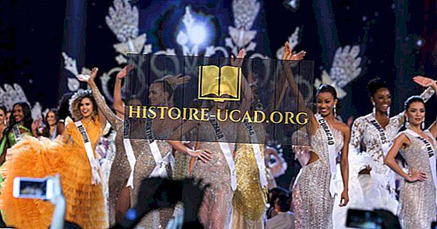 ประเทศที่ได้รับรางวัล Miss Universe มากที่สุด