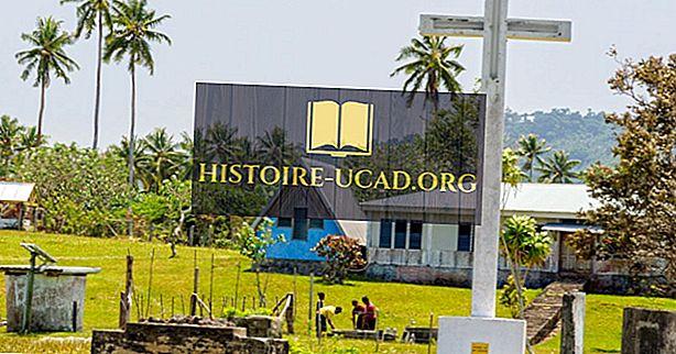 Náboženské víry ve Vanuatu