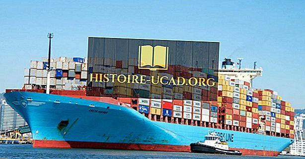 史上最大の船は何ですか?