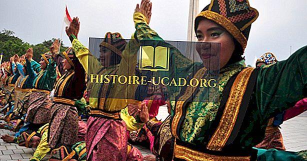 UNESCO-Endonezya'nın Somut Olmayan Kültürel Mirasının Tanınan Öğeleri