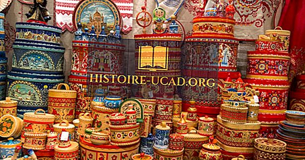 Culture russe, coutumes et traditions