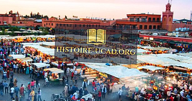 Marokas nemateriālā kultūras mantojuma UNESCO atzītie elementi