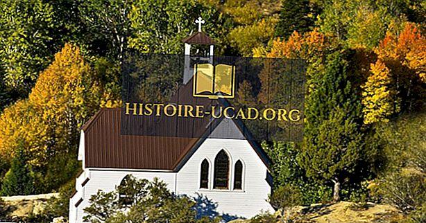 المعتقدات الدينية في ولاية ايداهو