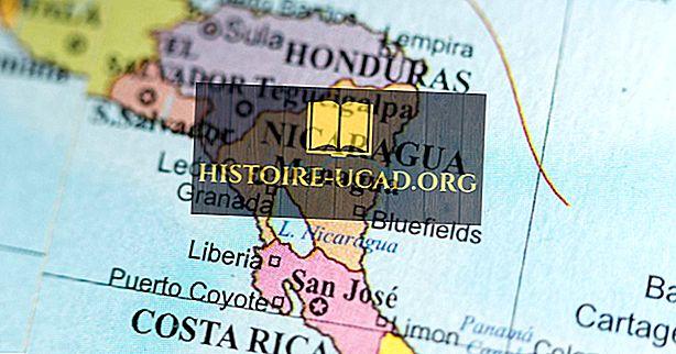 Ai là người tương phản của Nicaragua?