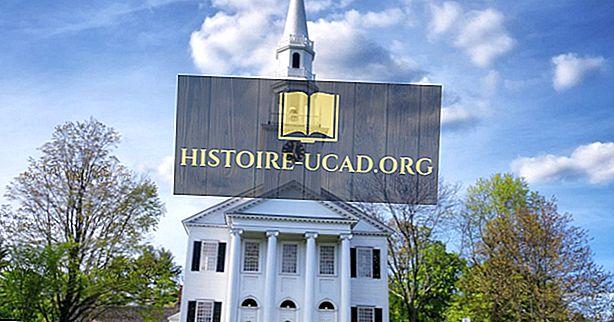 Store religioner i Connecticut