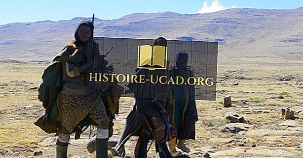 Kultura Lesotho