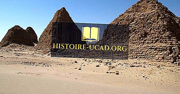Nubian Kushi Kuningriik (11. sajand eKr kuni 4. sajandini)