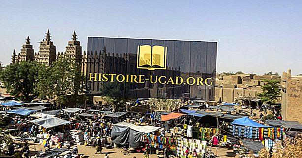 Културата на Мали