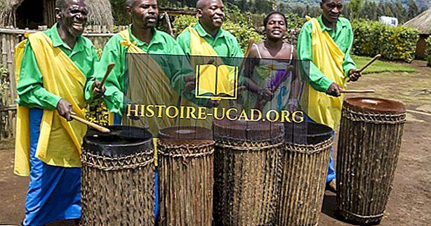Kultura Ruande