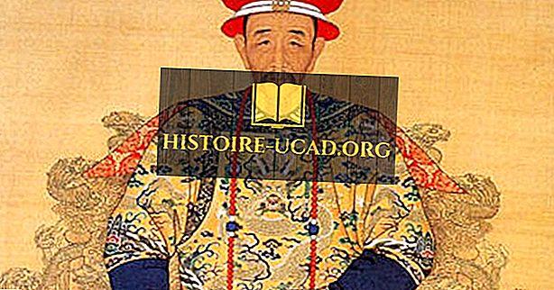 Qing Manchu-dinasztia (1644-1912; 1917)