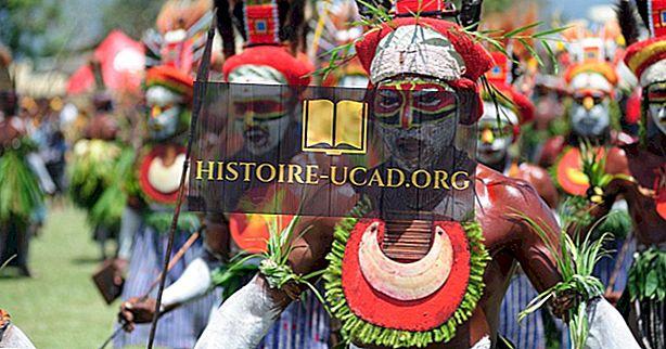 Quelle est la culture de la Papouasie Nouvelle Guinée?