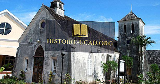 المعتقدات الدينية في جزر البهاما