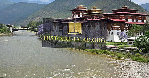 Keyakinan Agama Di Bhutan
