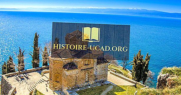 मैसेडोनिया में मुख्य धर्म क्या है?